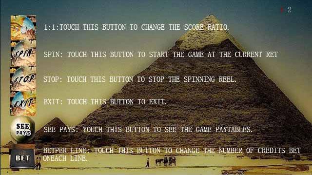 reddragon pyramid rule